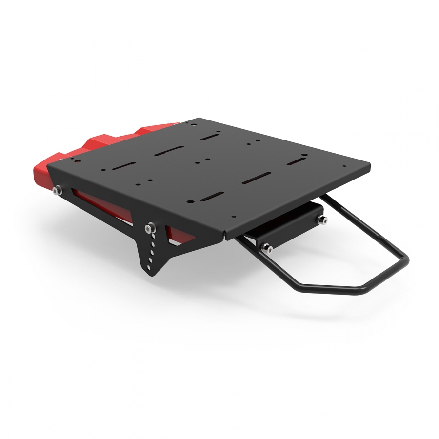 RS1 PRO Pedals Upgrade Kit Black/Red