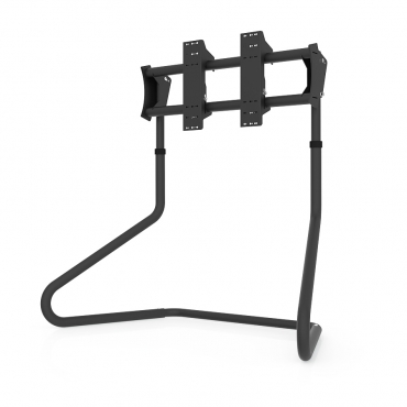 RS STAND S3 Black - TV Stand for up to 65 inch