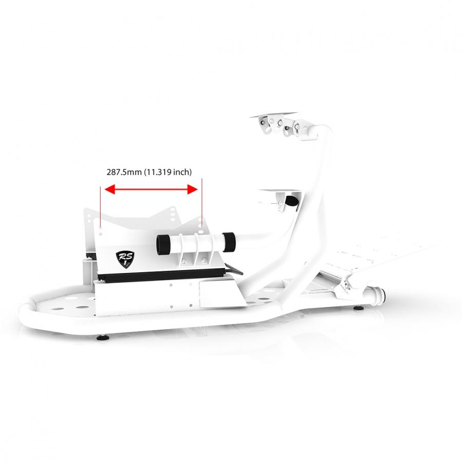 RS1 Frame White