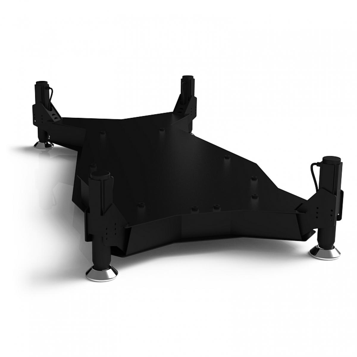 RS1 M4A D-BOX Motion upgrade kit Black