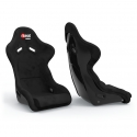 RS1 Alcantara® seat Upgrade Black +$299.00USD