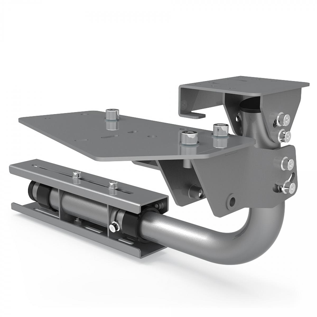 RSEAT N1 Shifter/Handbrake Upgrade kit Silver