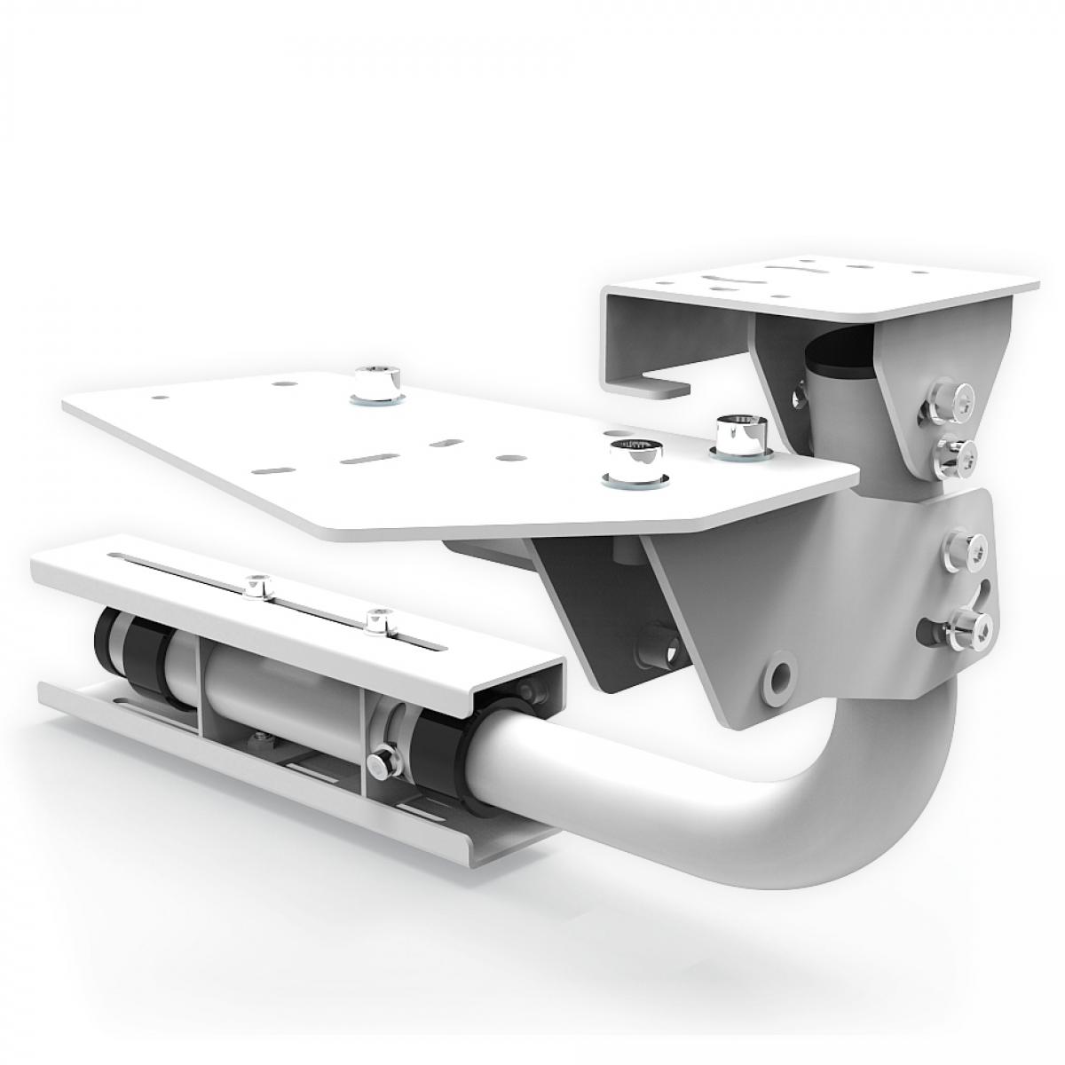 RSEAT N1 Shifter/Handbrake Upgrade kit White