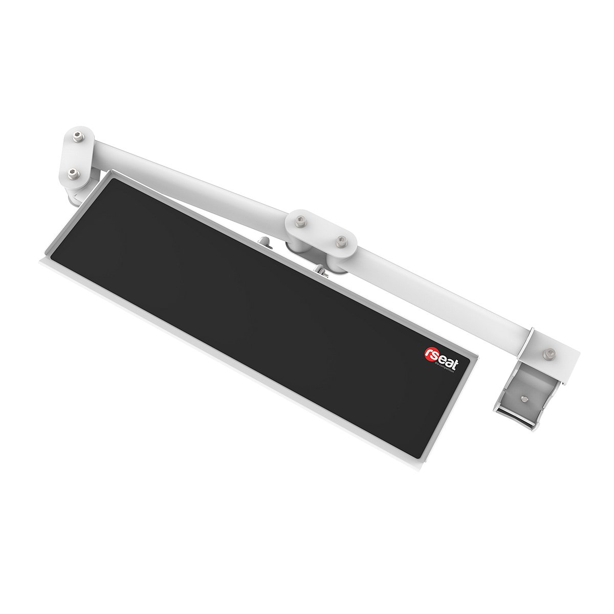 B1 / P1 / C1 Keyboard and mouse tray Upgrade kit White