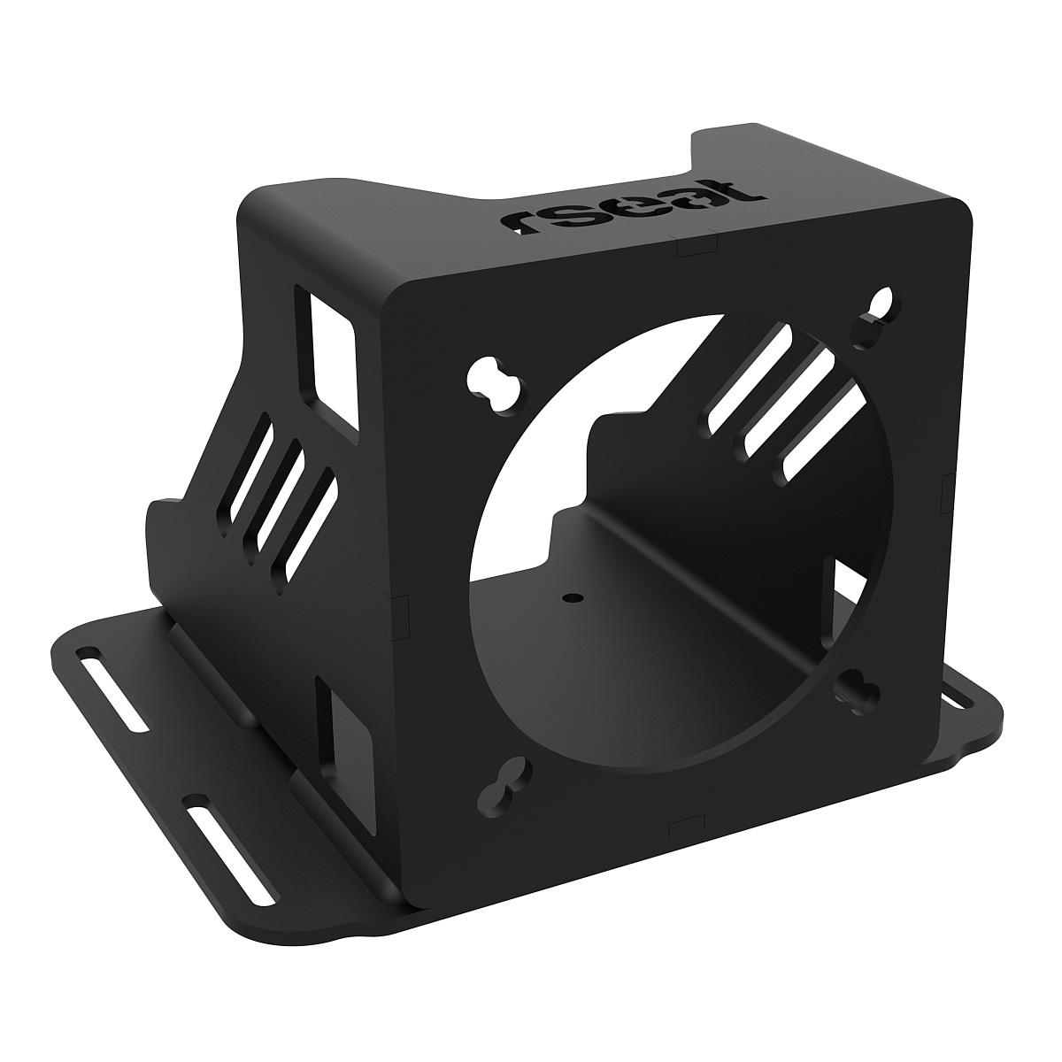 SIMUCUBE 1, 2 Sport/Pro/Ultimate, Mige mount Black