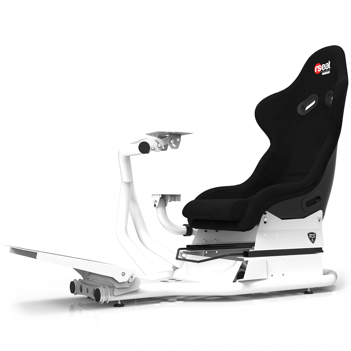 RS1 Alcantara®/White