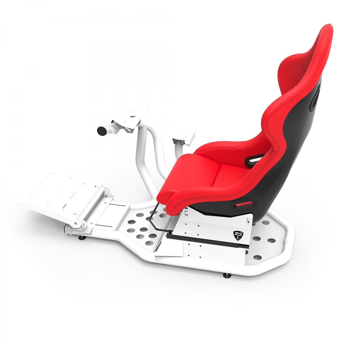 RS1 Red/White
