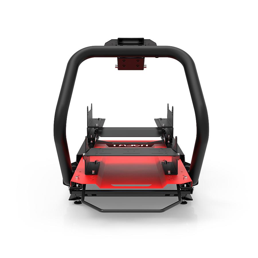 S1 Frame Black/Red