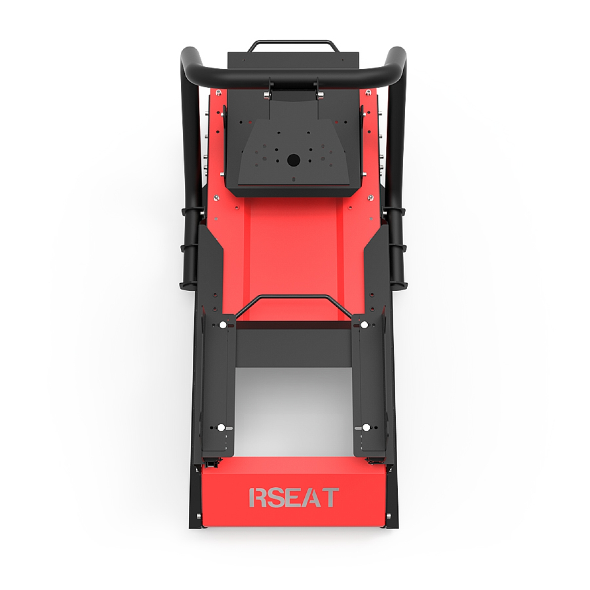 S1 Frame Black/Red