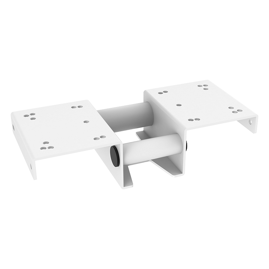 RSEAT S1 Buttkicker Mount Upgrade kit White