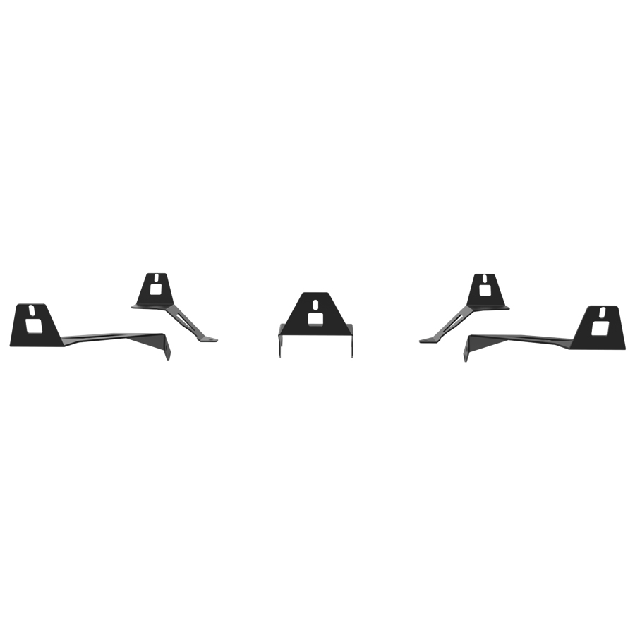 RSEAT S1 Speakers Mount Upgrade kit Black