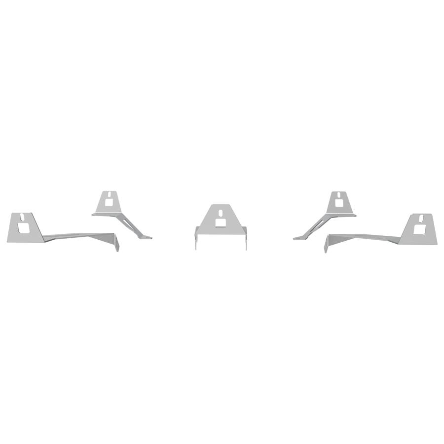 RSEAT S1 Speakers Mount Upgrade kit Silver