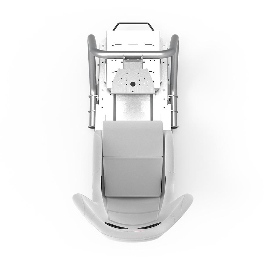 S1 White/Silver