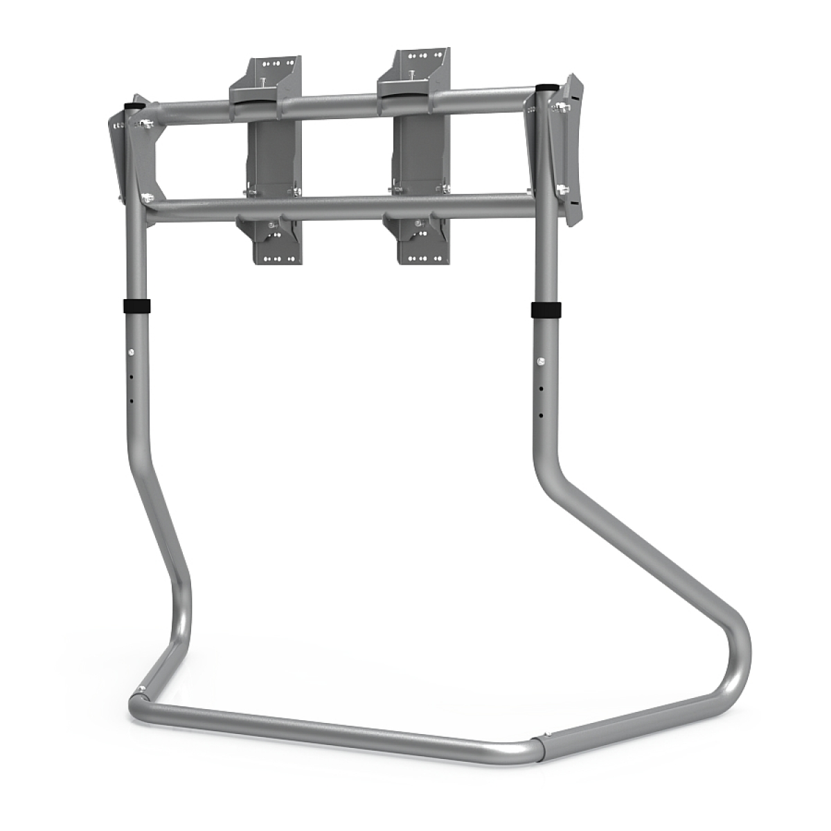 RS STAND S3 Silver - TV Stand for up to 65 inch