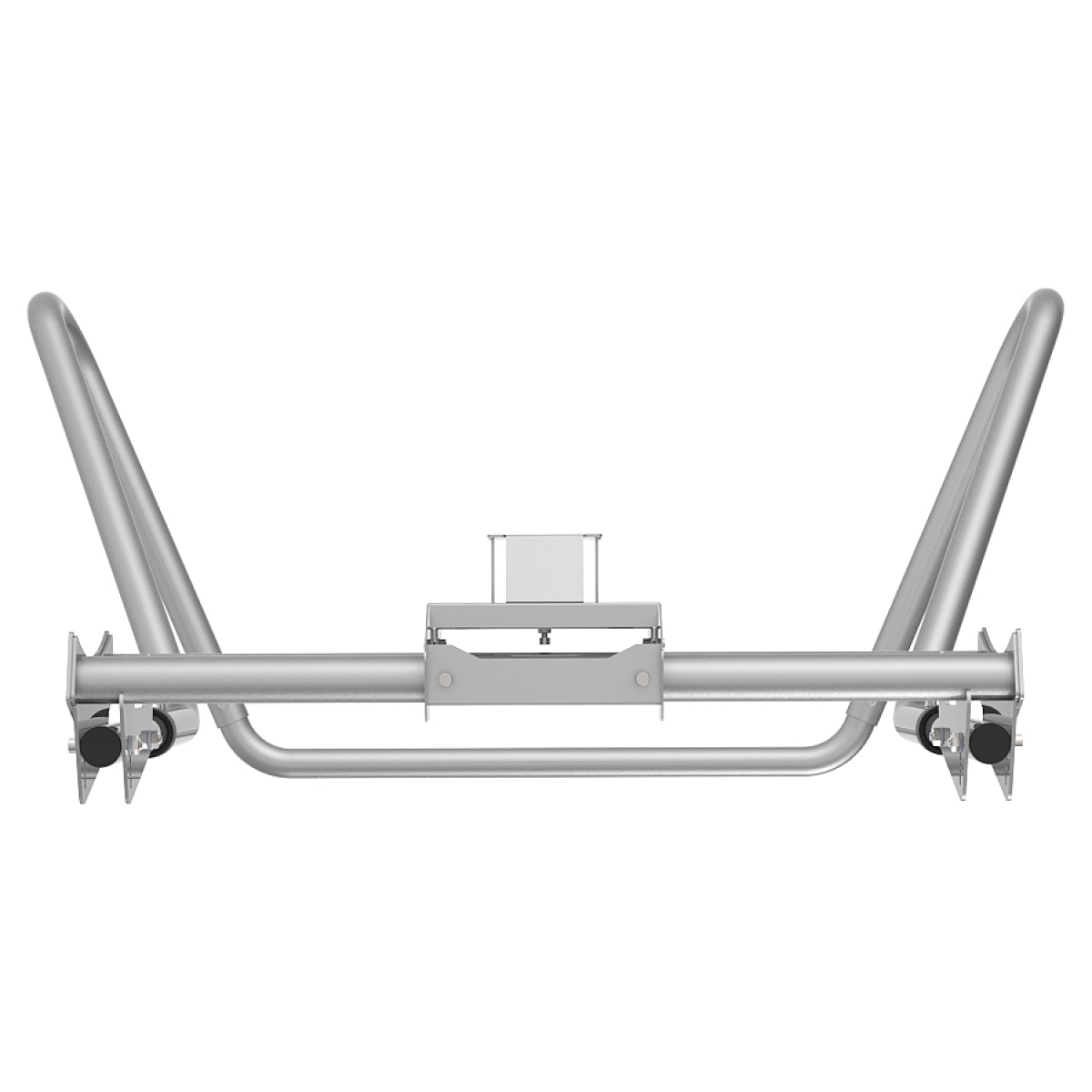 "RS STAND S3M Silver - Ultra Wide Monitor Stand for up to 49"" inch"