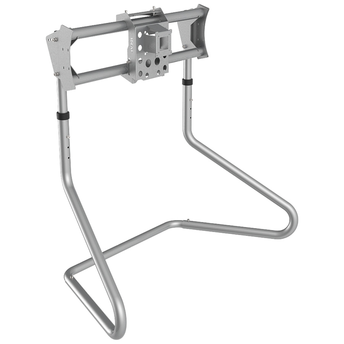 """RS STAND S3M Silver - Ultra Wide Monitor Stand for up to 49"""" inch"""