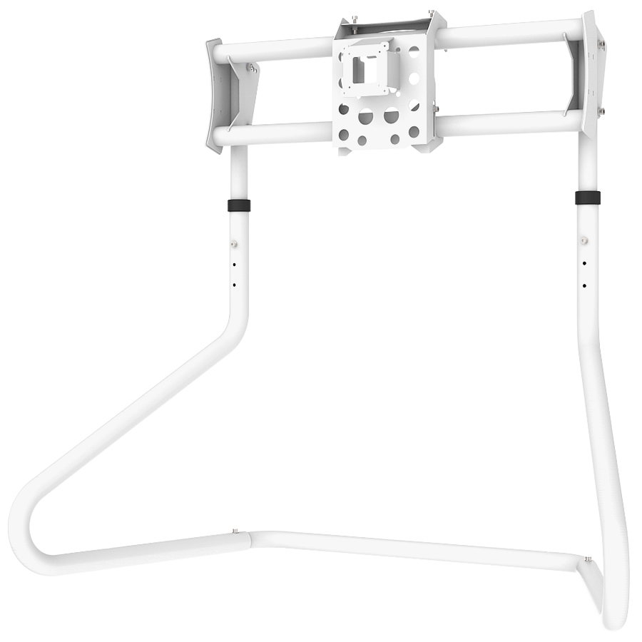 "RS STAND S3M White - Ultra Wide Monitor Stand for up to 49"" inch"