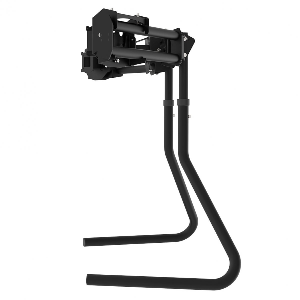 RS STAND T3LM Black - Triple Ultra Wide Monitor Stand up to 3x29inch 21:9, up to 3x32inch 16:9