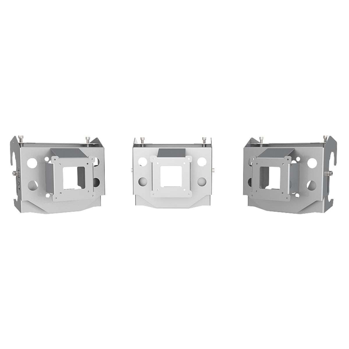 RS STAND T3L Ultra Wide monitor VESA Upgrade kit Silver