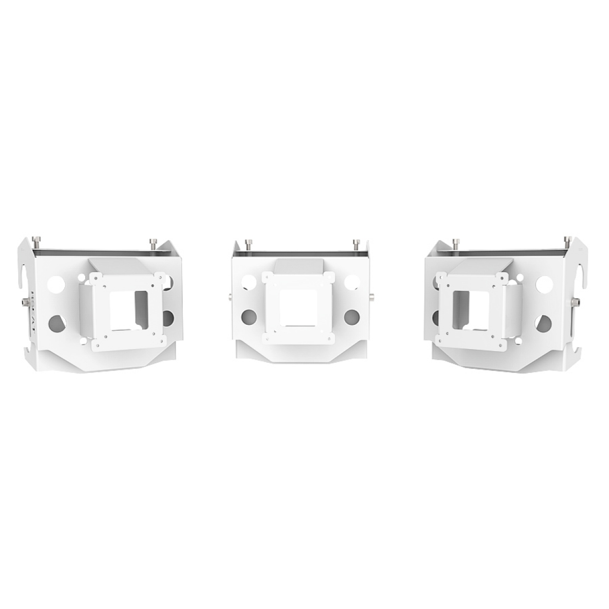 RS STAND T3L Ultra Wide monitor VESA Upgrade kit White