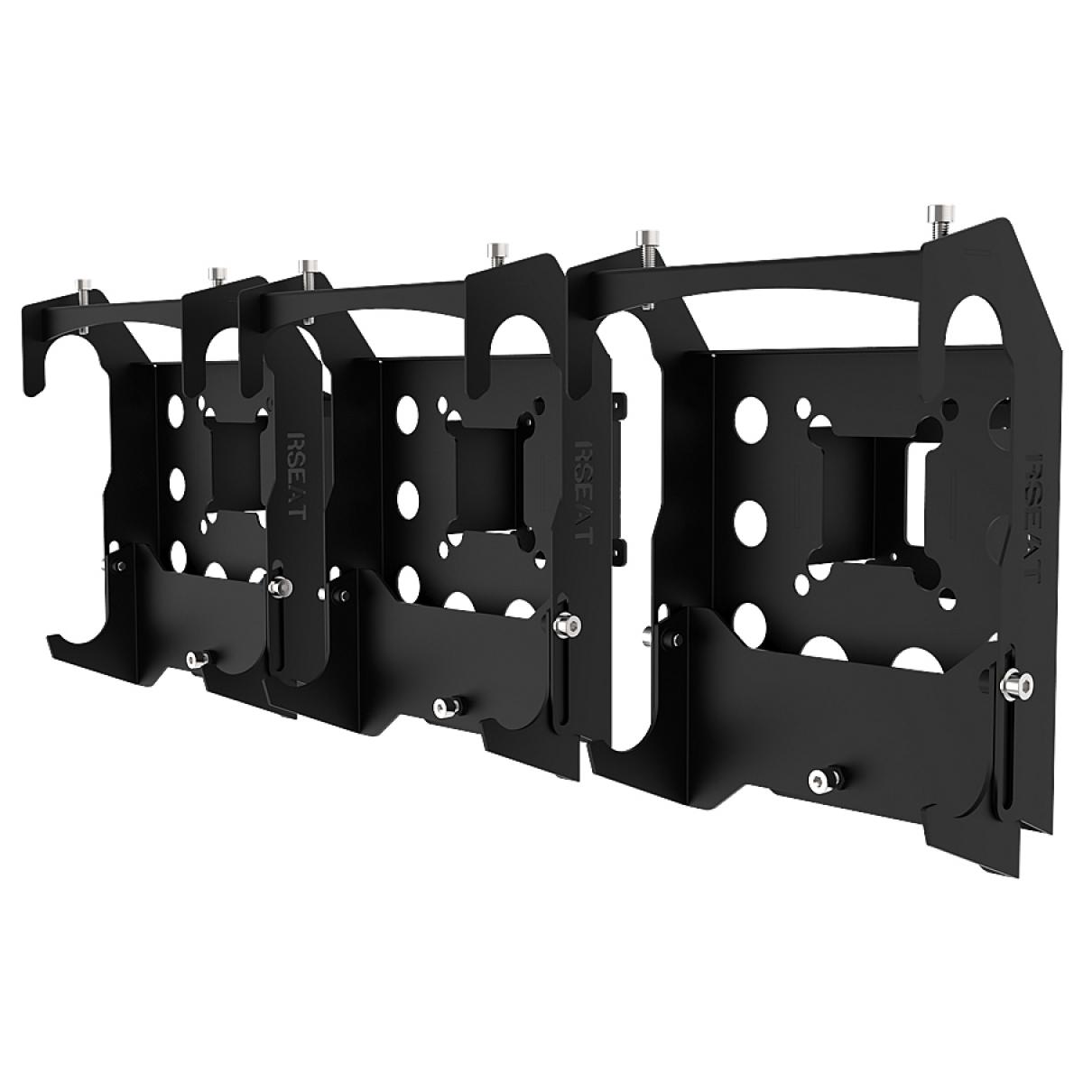 RS STAND T3XL Ultra Wide monitor VESA Upgrade kit Black