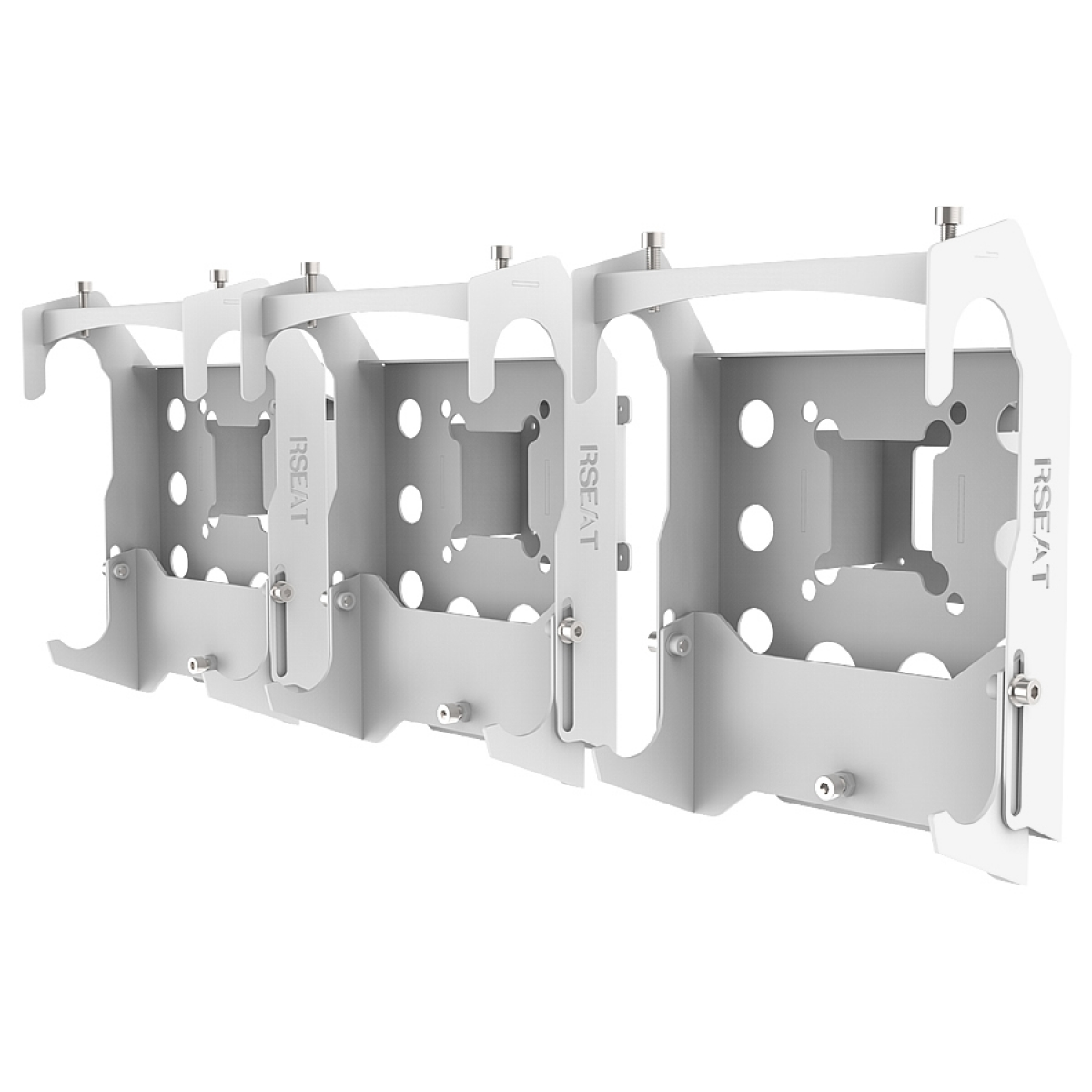 RS STAND T3XL Ultra Wide monitor VESA Upgrade kit White